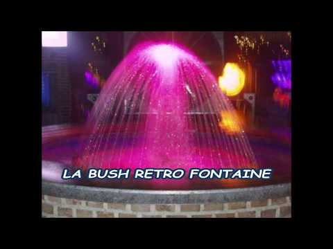 LA BUSH RETRO FONTAINE - MIX LORAN #2