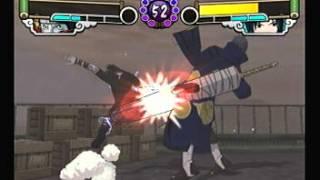 GNT4 Abbock vs Akatsuki