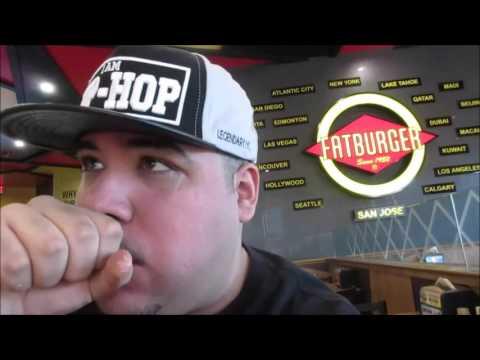 FAT BURGER XXXL CHALLENGE