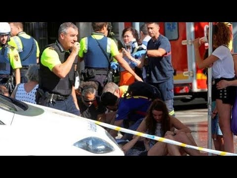 Breaking News: 13 killed as van rams crowd in Las Ramblas, Barcelona