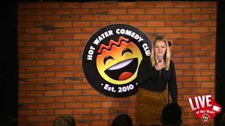Amy Vreeke | LIVE at Hot Water Comedy Club