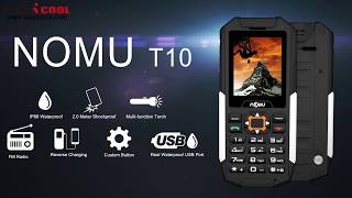nOMU T10  Official Promotion Video