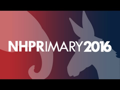 Democratic Party New Hampshire Primary Results