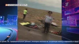 В ДТП на трассе разбилась семья, погибли дети