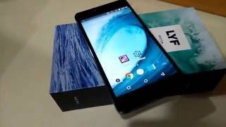 Lyf water 8 LS 5015 review and unboxing first look