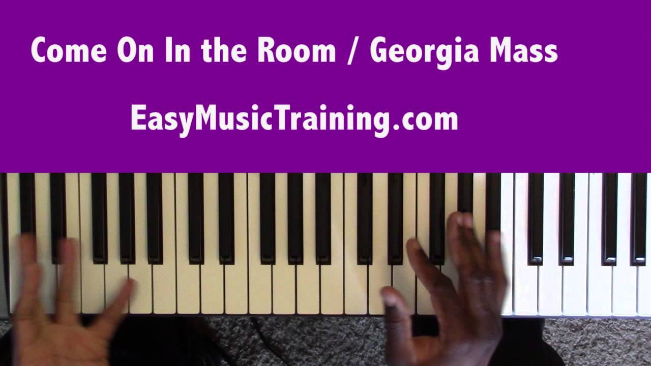 Come On In The Room - Georgia Mass Choir - EasyMusicTraining.com ...