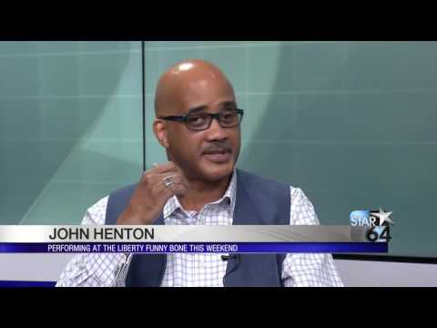 John  Henton went from computer science student at OSU to comedian