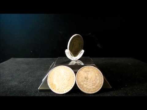 Pre 1921 Silver Morgan Dollar XF Phoenix Gold