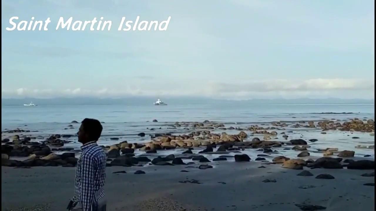 saint martin island - YouTube
