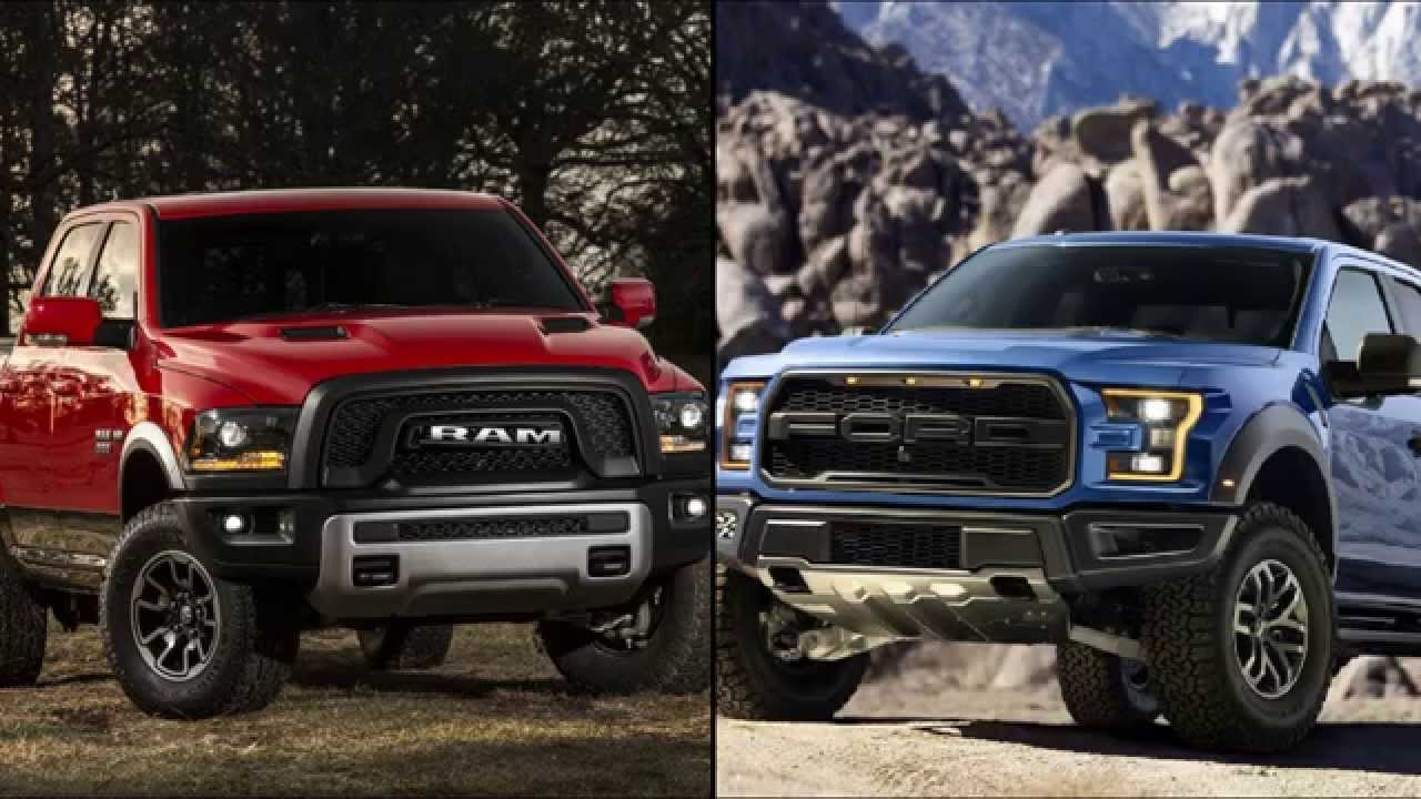 Salon Detroit Nissan Titan 2016 Ram Rebel 2016 Ford