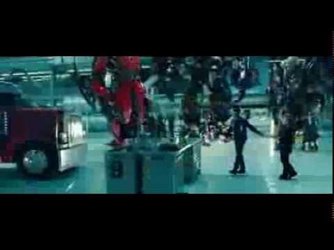 Bring me to life- Transformer 3