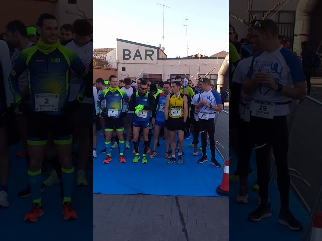 XI Carrera Popular Muel Salida 1