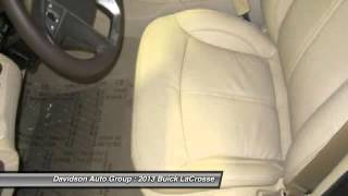 2013 Buick LaCrosse - 4dr Car Watertown NY W134996