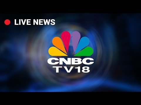 CNBC TV18    Business News in English