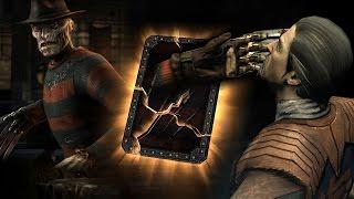 Mortal Kombat X Mobile - Freddy Krueger Challenge | Early Access Pack