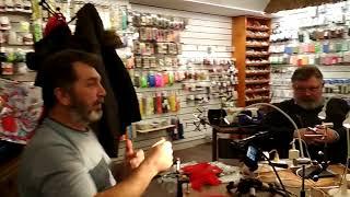Игорь Тяпкин о проводках мух