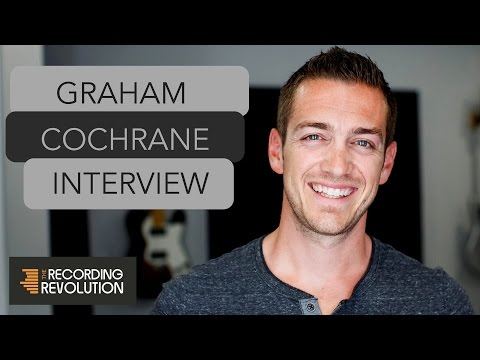 Can You Make A Career In Music? - Graham Cochrane FULL INTERVIEW