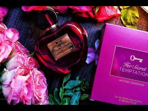 ароматы Antonio Banderas Her Secret Temptation Queen Of Seduction
