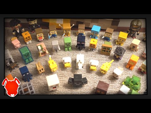 MINECRAFT TOY COLLECTION!