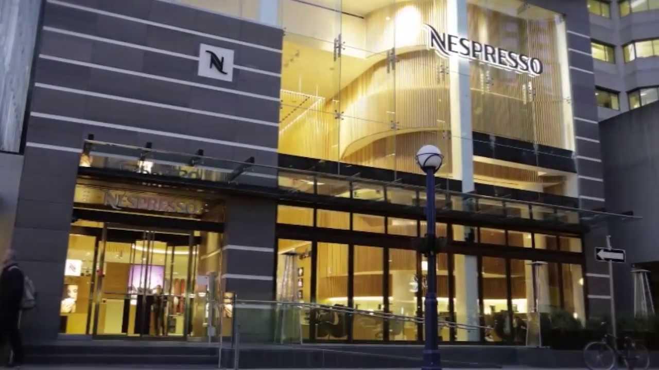 NESPRESSO TORONTO BOUTIQUE BAR  Canada  Business News  -> Nespresso Toronto