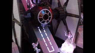 "Massive 6"" The Force Awakens Diorama by Hasbro at Comic-Con"