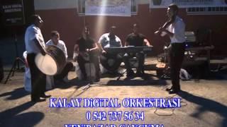 Gambar cover kemanlı çiftetelli KALAY ORKESTRASI canlı performans