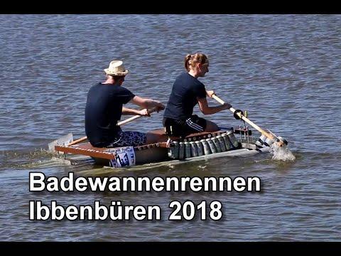Badewannenrennen in Ibbenbüren 2018 (Part 1)