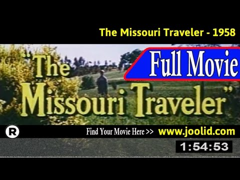 Watch: The Missouri Traveler (1958) Full Movie Online