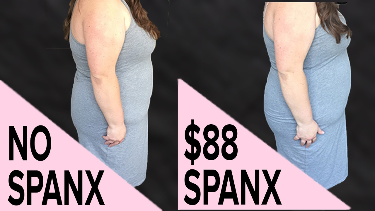 I Tried Different Types Of Spanx Doovi