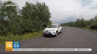 Утро за рулем: тест-драйв гибрида Toyota RAV4