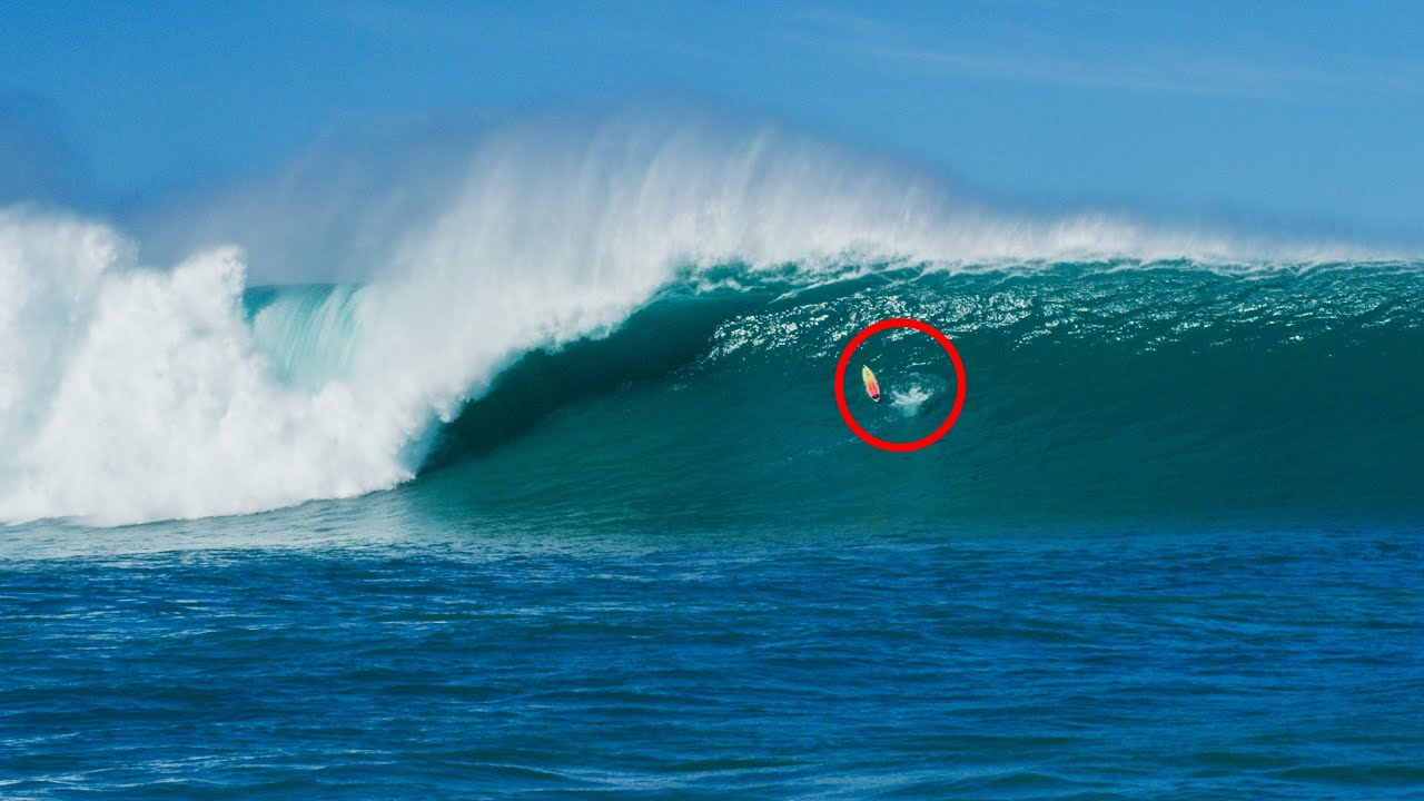 Surfing BIG Waves! What's it really like? w/ John John Florence (Hawaii)