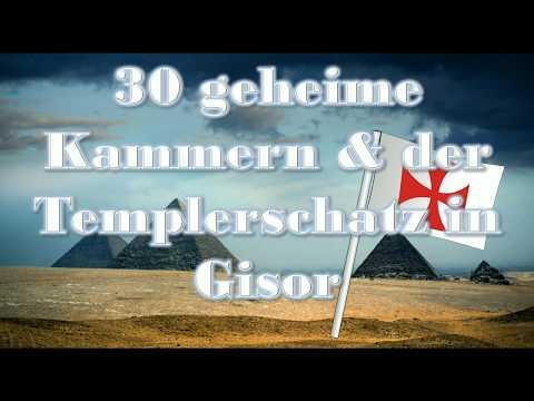 30 geheime Kammern & der Templerschatz in Gisor