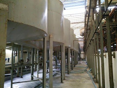 Stainless Steel Tank Systems Corrosion Resistant Industrial Coating Malaysia