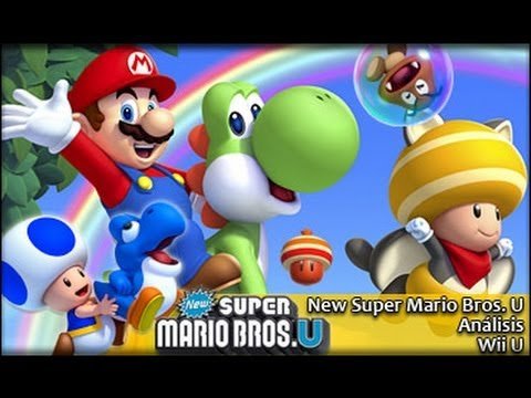 New Super Mario Bros. U [Análisis]