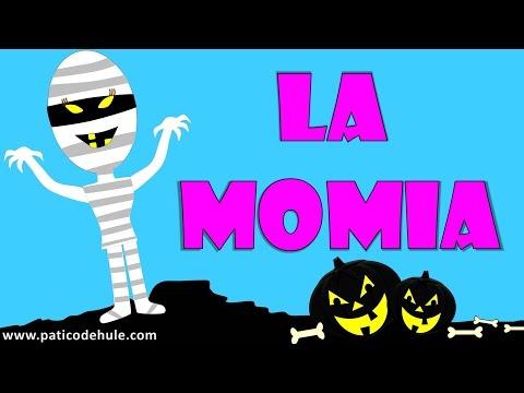 Halloween para ni�os: La Momia - Momia para ni�os
