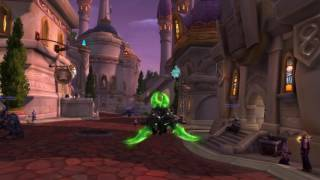 What Do The Time Walking Black Temple Warglaives Look Like?