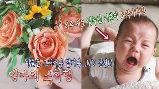 엄마의심플라이프 택배언박싱 특별한청첩장 감자선물 백종원…