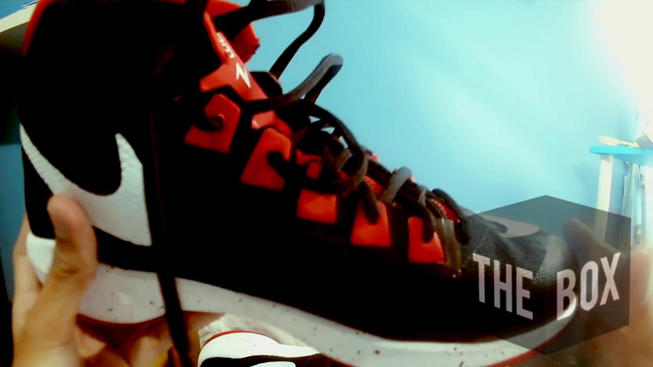 19c78c01b99d unbox sepatu NIKE Zoom Devosion 1