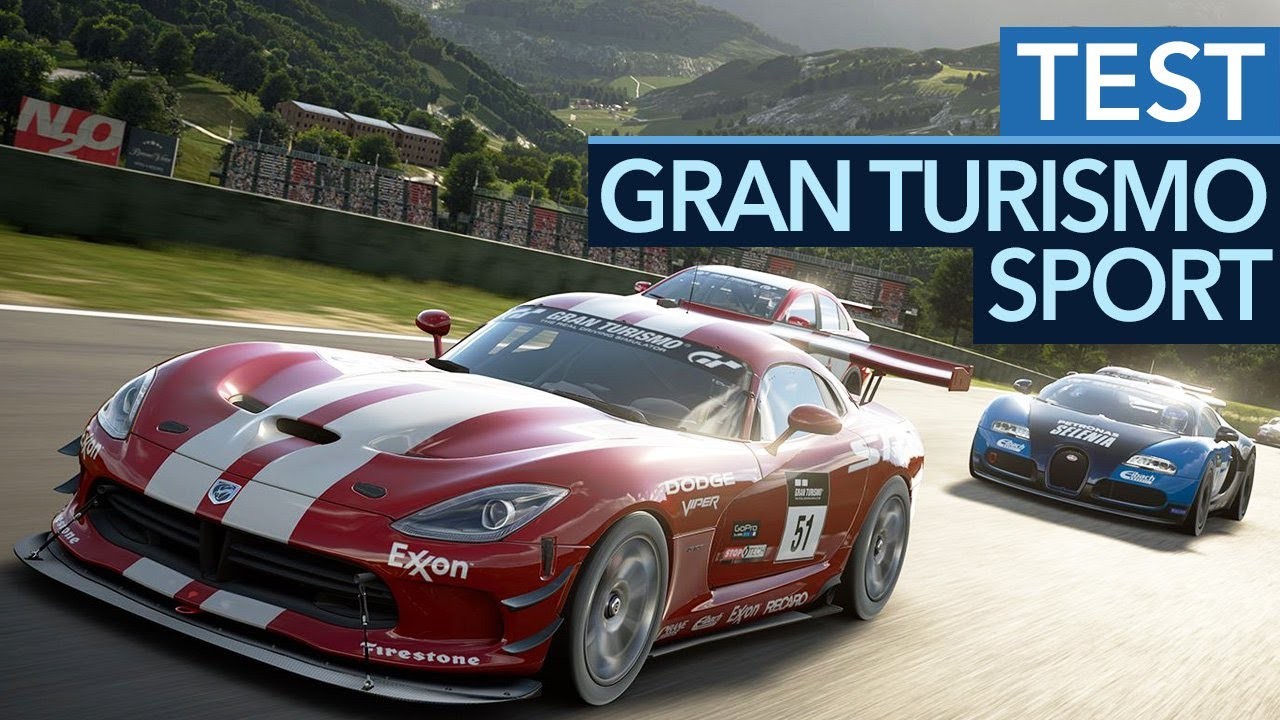gran turismo sport test review zum ps4 rennspiel gameplay youtube. Black Bedroom Furniture Sets. Home Design Ideas