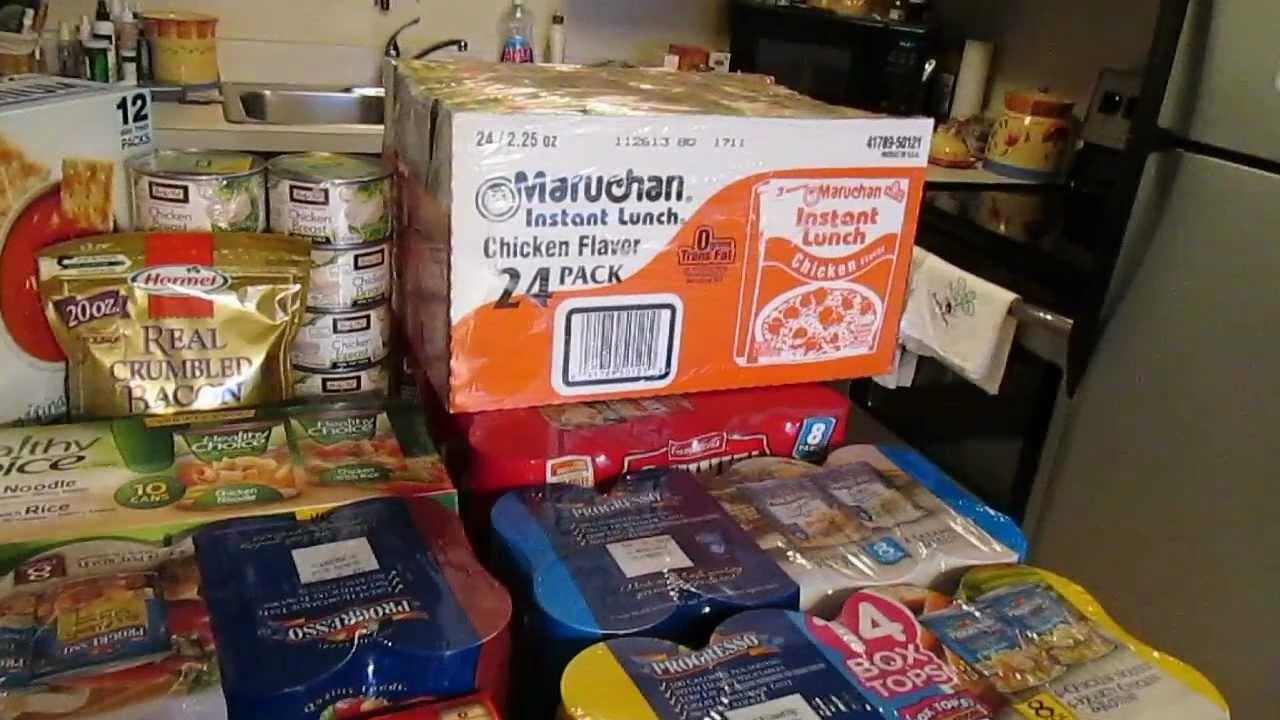 Sam S Club Food Storage