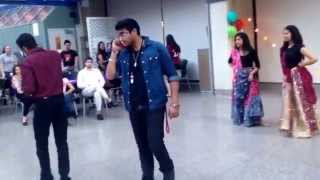 Chane ke khet mein dance and Ravi B Bread
