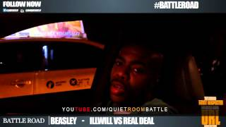 BATTLE ROAD - BEASLEY (ILL WILL VS REAL DEAL ON URLTV?)