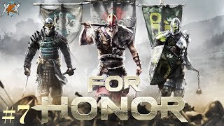 FOR HONOR - VIKINGOS - 2.1 INVADIENDO AL INVASOR!!!