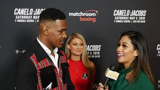 Daniel Jacobs: My eyes don't lie! When Canelo lost to GGG twice,  I pushed for this fight!