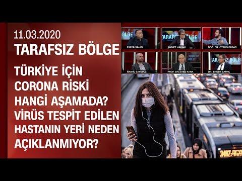 Korona virüsün Türkiye riskini anlattı-Tarafsız Bölge 11.03.2020