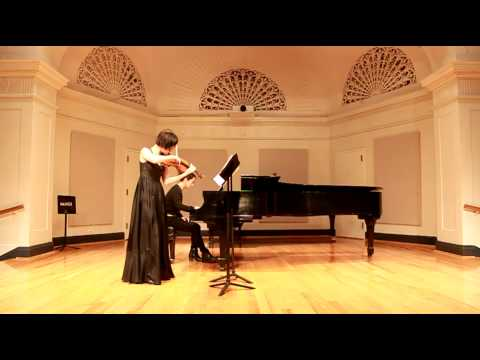 "Nunc music: Xenakis ""Dikhthas"" for Violin and Piano"