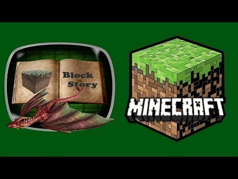 Minecraft vs Block Story