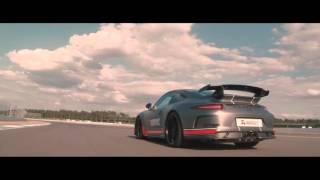 AKRAPOVIČ EXHAUST FOR PORSCHE 911 GT3 (991)