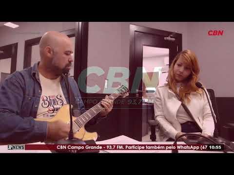 Entrevista CBN Campo Grande: Banda MPBlues e Elas