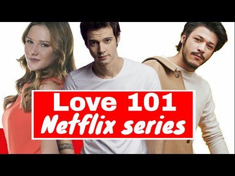 "The new Turkish series of Netflix ""Love 101"": shooting began"